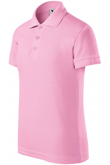 Polo shirt for children Pink