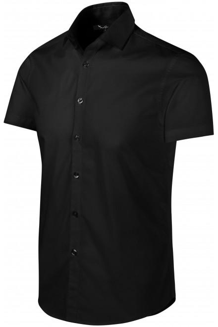 Men's shirt - Slim fit Black