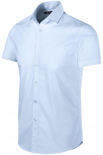 Men's shirt - Slim fit Light blue