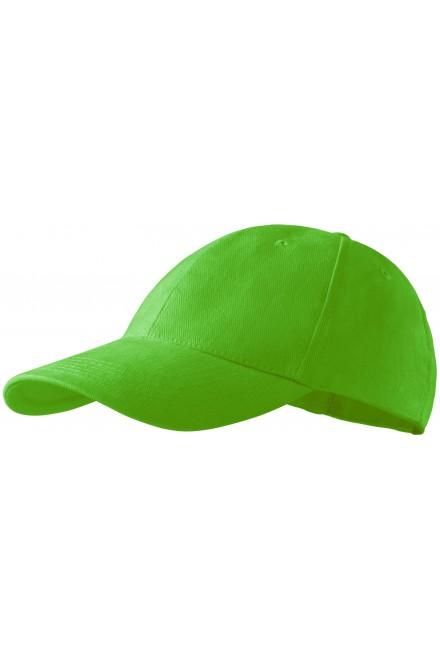 Apple green childrens cap