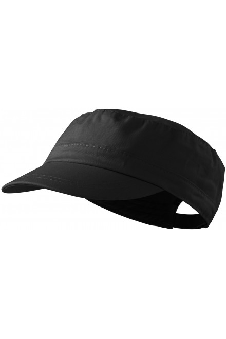 Trendy cap Black