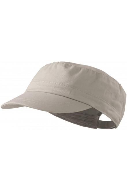 Trendy cap Ice gray