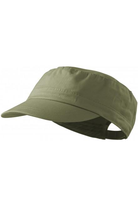 Trendy cap Khakifarbene