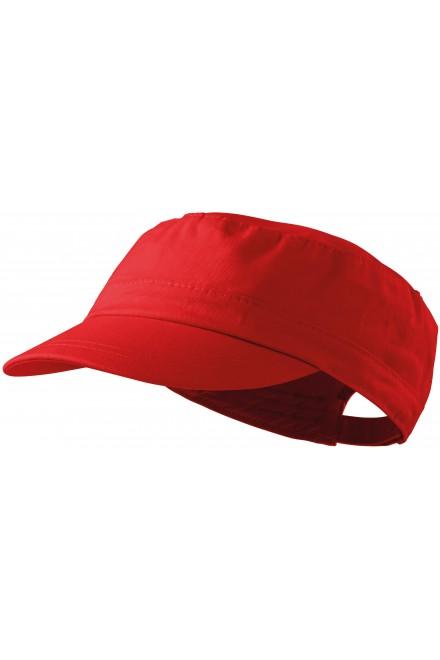 Trendy cap Red