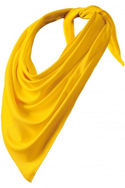 Fashionable scarf White