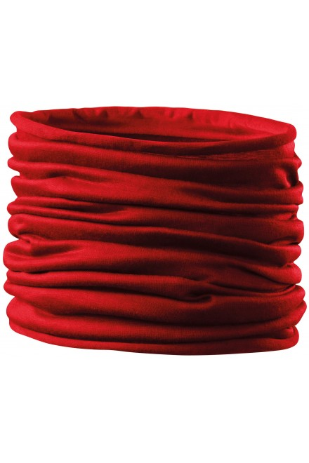 Universal scarf Red