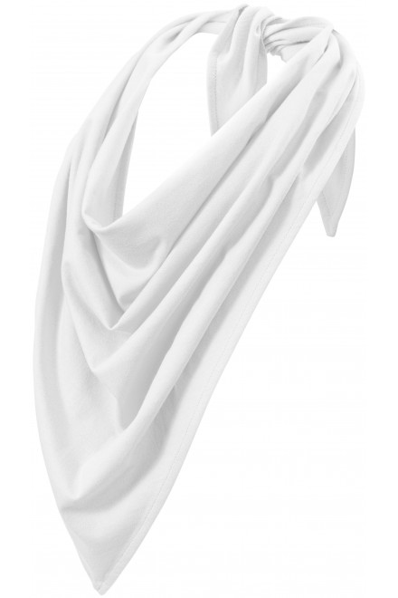 Trendy scarf White