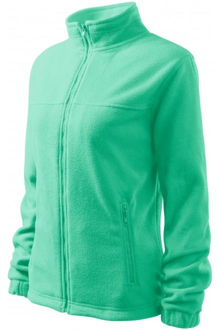 Ladies fleece jacket Mint