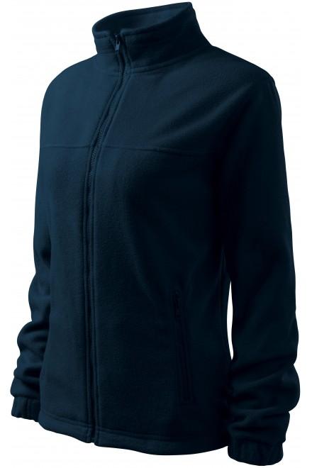 Ladies fleece jacket Navy blue