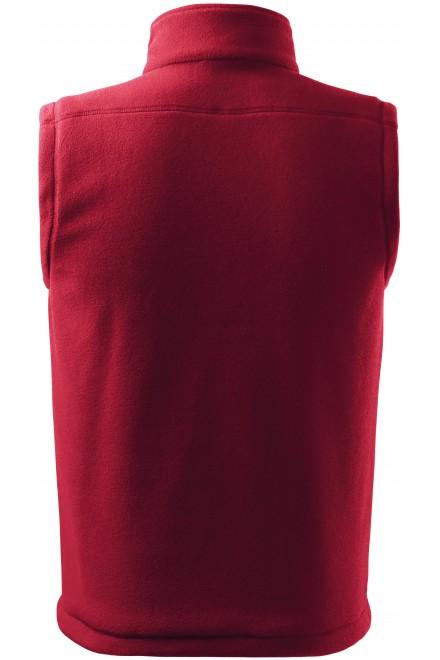 Marlboro red classic fleece vest