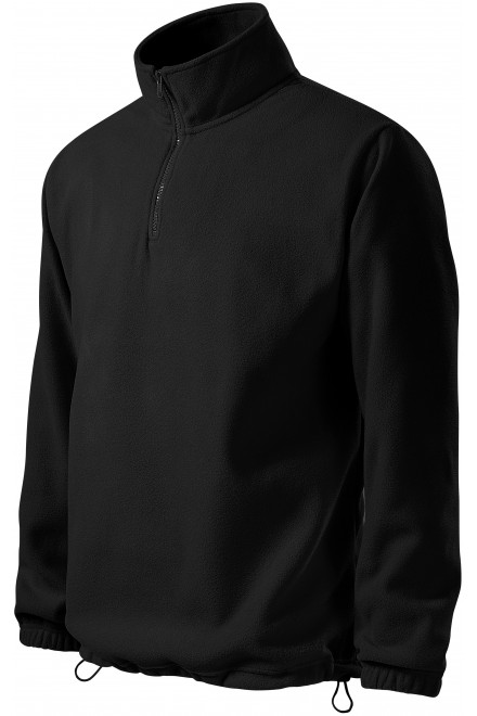 Men's fleece jacket Black