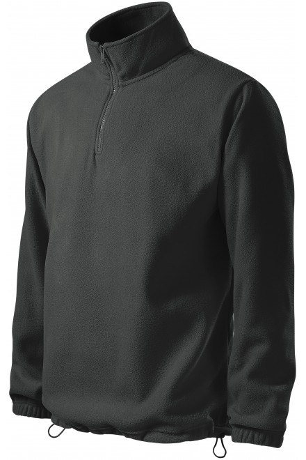 Men's fleece jacket Black