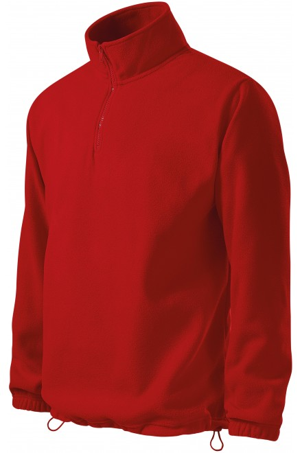 Men's fleece jacket Red