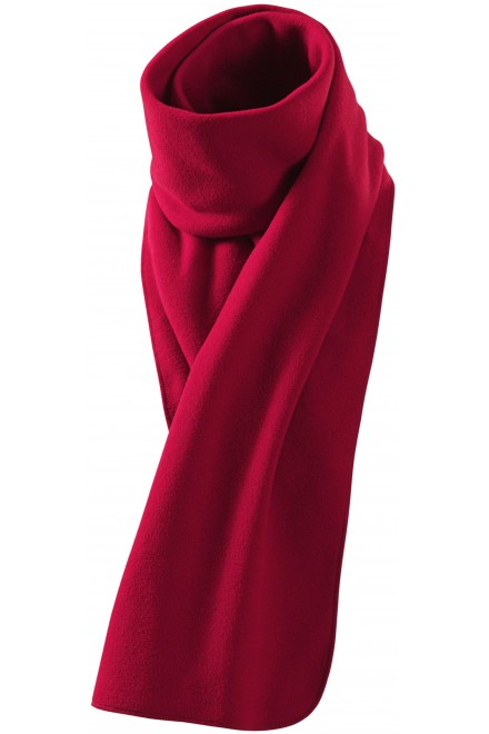 Warm scarf Marlboro red