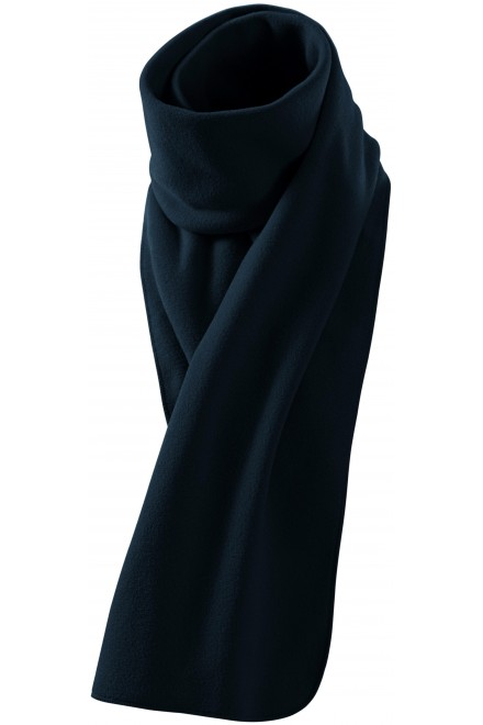 Warm scarf Navy blue