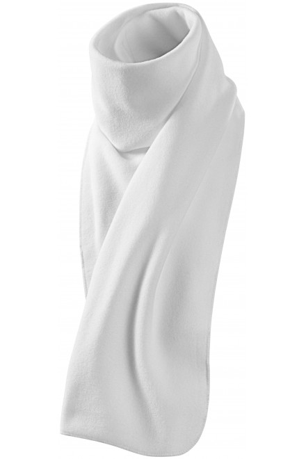 Warm scarf White