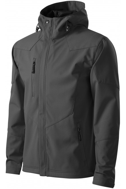Men's softshell jacket Black