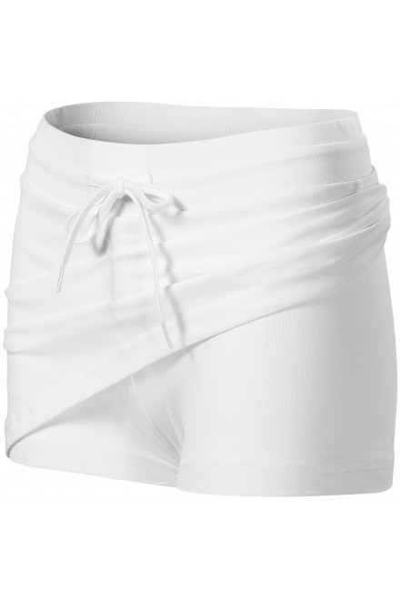 Ladies skirt White