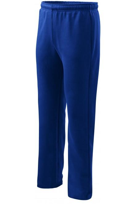 Royal blue men's / childrens sweatpants