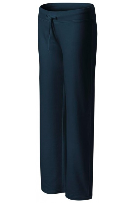 Comfortable ladies sweatpants Navy blue