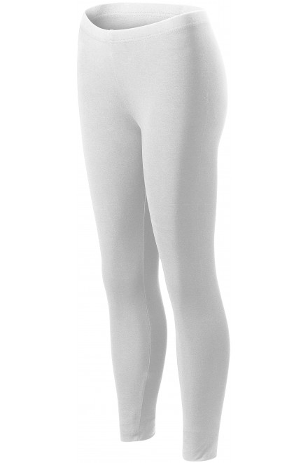 Ladies leggings White
