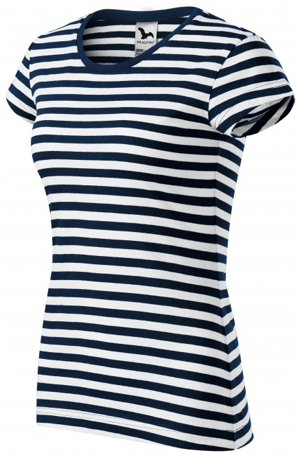 Ladies navy T-shirt Navy blue