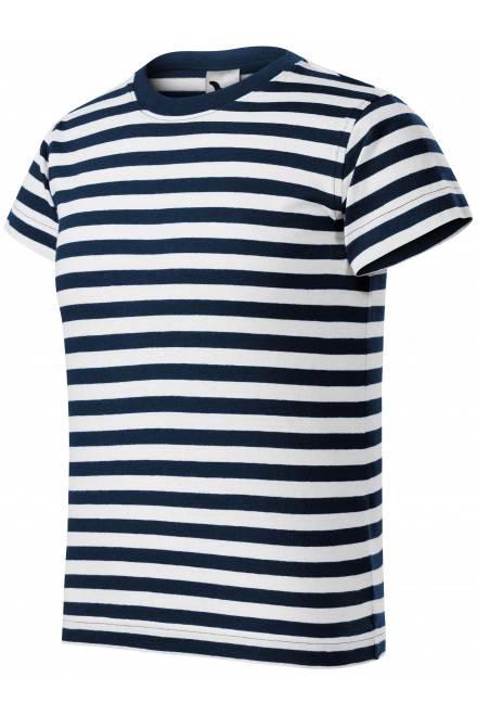 Children's navy T-shirt Navy blue