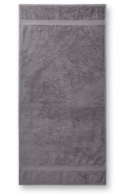 Towel rougher, 50x100cm Antique silver