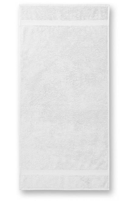 Towel rougher, 50x100cm White