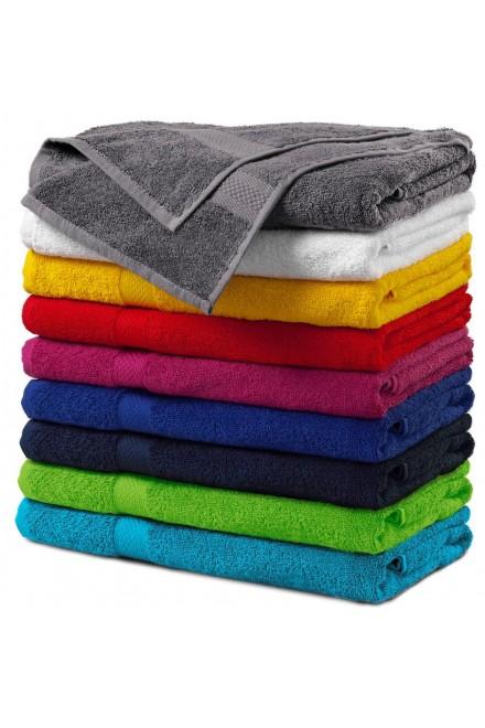 Coarse towel, 70x140cm White