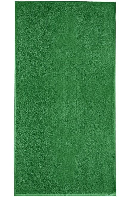 Small towel, 30x50cm Kelly green