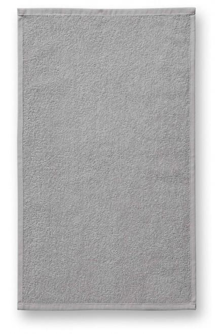 Small towel, 30x50cm Light gray