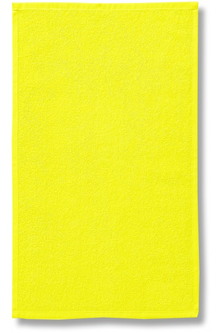 Towel, 50x100cm Lemon