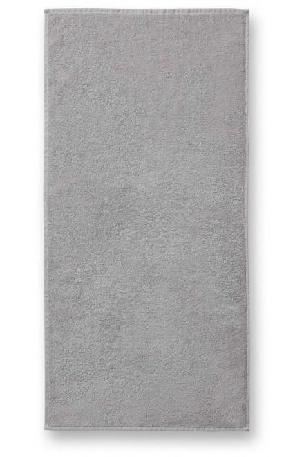 Towel, 50x100cm Light gray