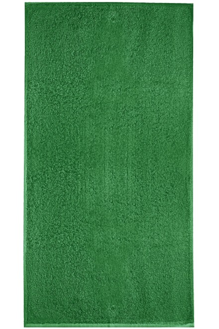 Bath towel, 70x140cm Kelly green