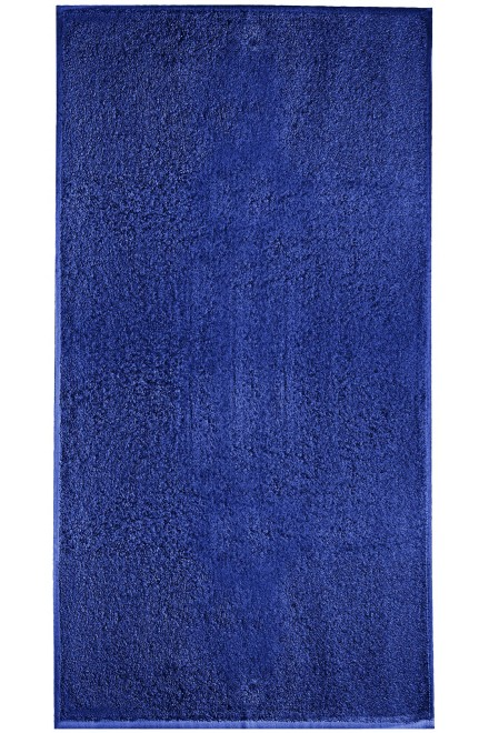 Bath towel, 70x140cm Royal blue