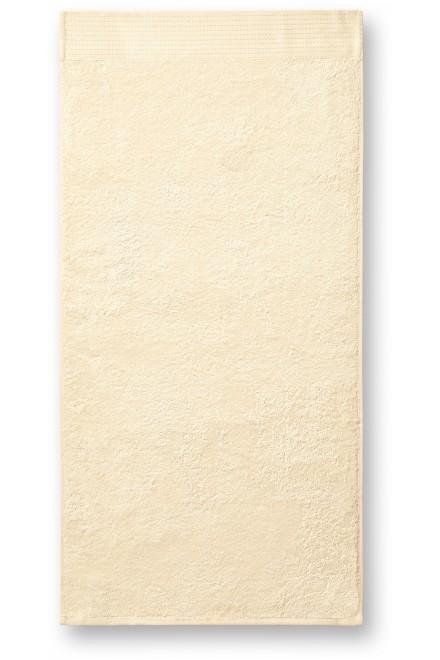 Bamboo towel, 50x100cm Almond