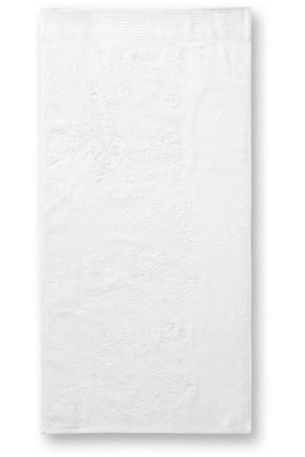 Bamboo bath towel, 70x140cm White