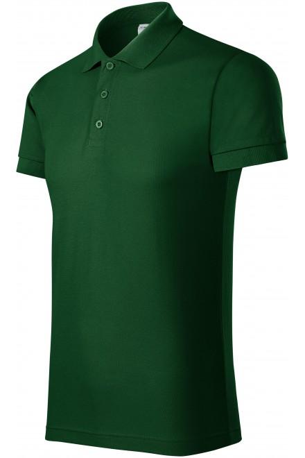 Comfortable men's polo shirt White