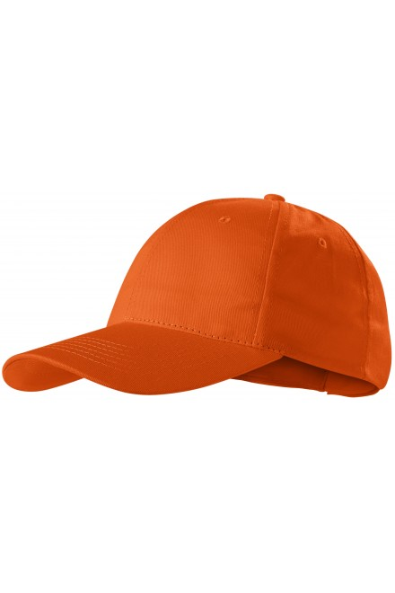 Lightweight cap Orange
