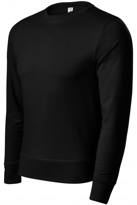 Lightweight sweatshirt Black
