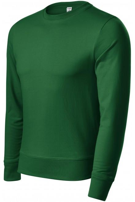 Lightweight sweatshirt Bottle green
