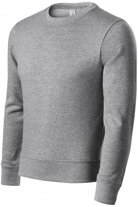 Lightweight sweatshirt Dark gray melange