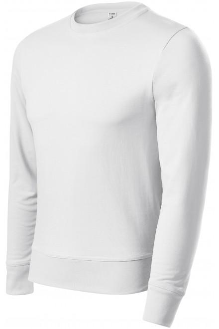 Lightweight sweatshirt White