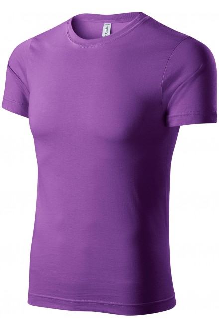 Children's lightweight T-shirt Purple