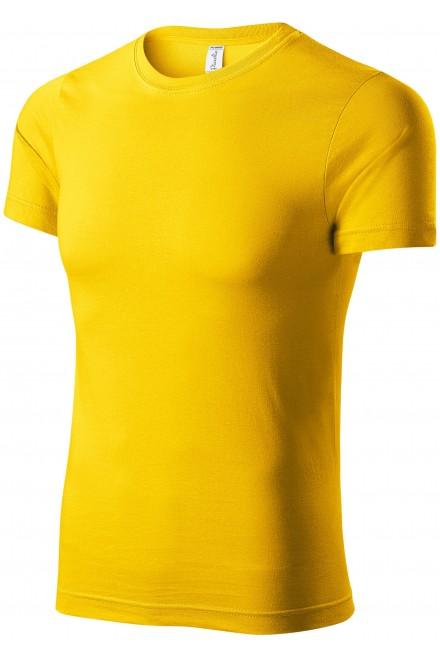 Children's lightweight T-shirt Yellow