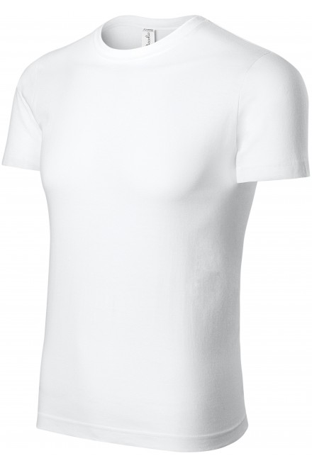T-shirt with short sleeves White