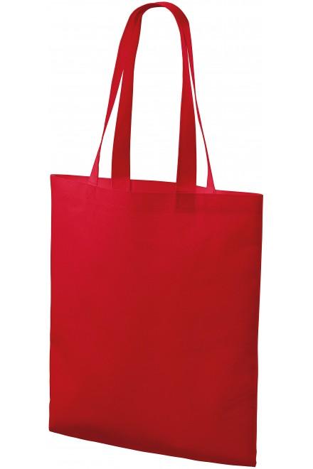 Shopping bag - medium-sized Red