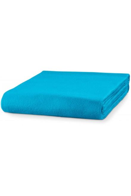 Fleece blanket, 120x150cm Bblue atol