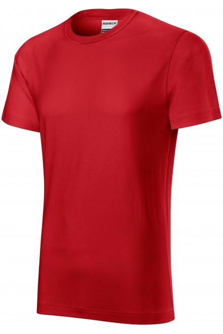 Durable men's T-shirt White